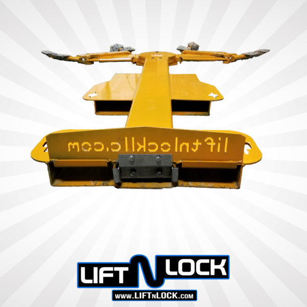rear view forklift entry LIFTnLOCK
